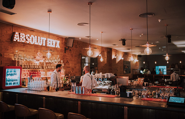 Guilty Avenida Restaurant